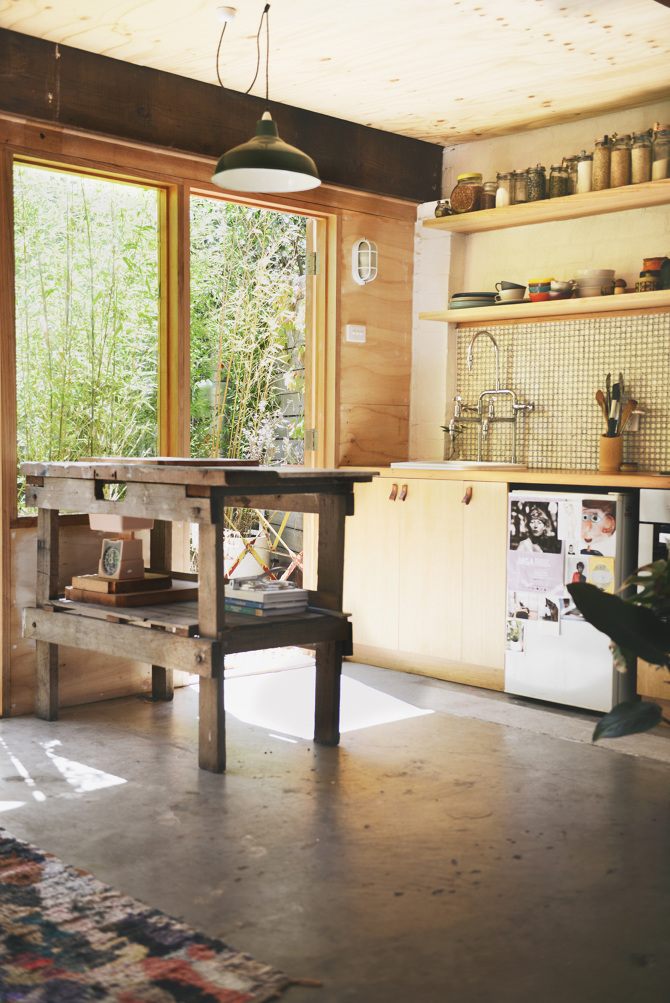 Homecollection Garage Converted Into A Studio Apartment