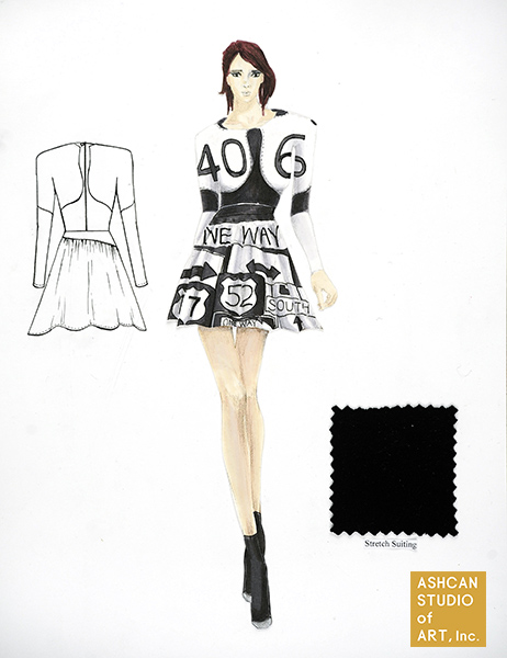 Mfa Fashion Design Fit
