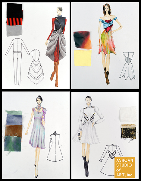 Fit Fashion Design Mfa