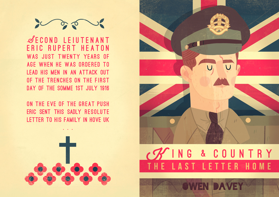 King & Country av Owen Davis